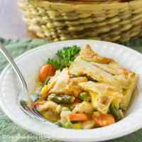 Danielle's Super Easy Chicken Pot Pie