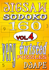 Jigsaw_Sudoku_book, volume 4