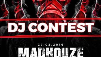 Madhouze DJ Contest