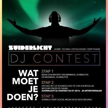 Zuiderlicht DJ Contest