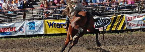 2015 PRCA Rodeo