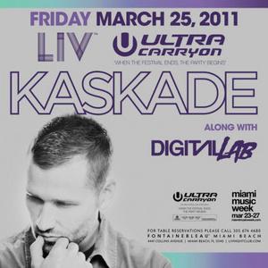 Kaskade Ultra Carryon Liv Miami 2011 (25-03-2011)