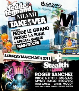 Ultra Carry On, FLG Miami Takeover 2011 (26-03-2011)