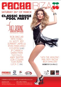 Pacha Classic House Pool Party, Shine Miami (26-03-2011)