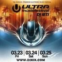 UMF 2012 Ultra Music Festival 2012 DJ Sets