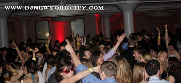 A second photo of private party at Studio Square Event Space.