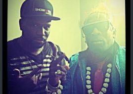 dj show n tell and elephant man