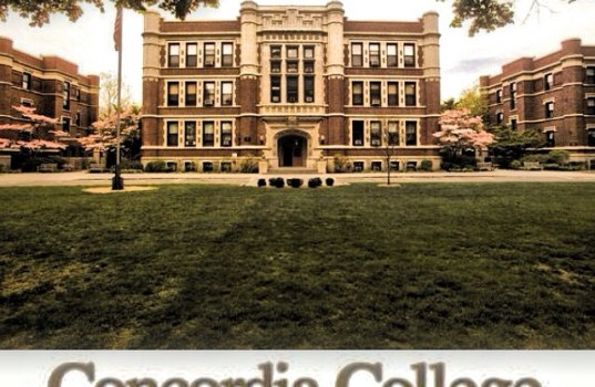 concordia college site
