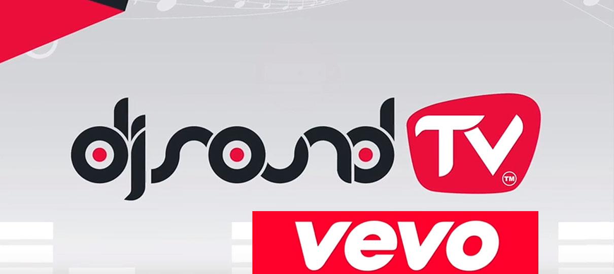 DJ Sound TV estréia na Vevo como canal de música eletrônica