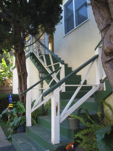 stairs make our job more difficult, but not impossible