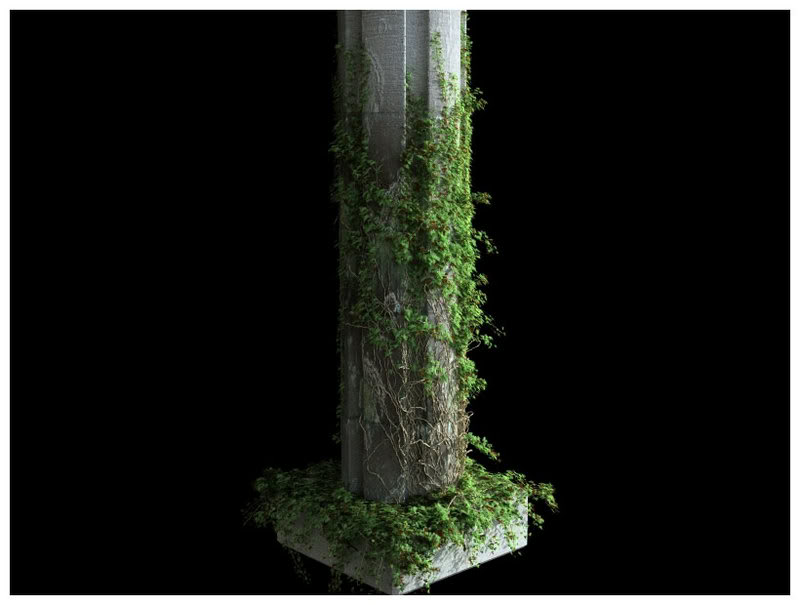 An Ivy Generator For 3ds Max Script - eahill