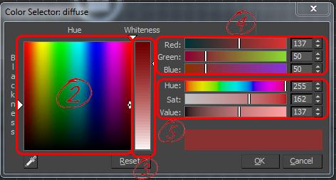 V-Ray Material Editor 03