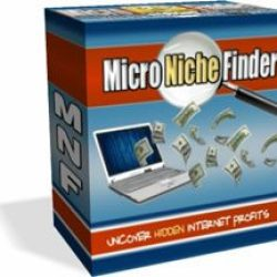 Micro Niche Finder Discount