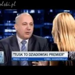 Tusk to dziadowski Premier