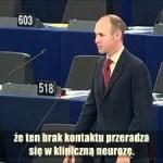 Daniel Hannan: Kliniczna nerwica PE