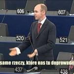 Daniel Dannan: Pierwszym odruchem eurokraty jest sięgnięcie po portfel, cudzy