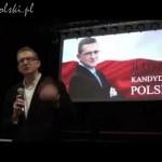 Grzegorz Braun Kandydat na Prezydenta RP – Błaszki