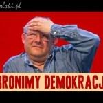 Widmo kaczyzmu i obrona Demokracji – nadredaktor GW