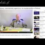 Niemieckie wpływy w Polsce – kontrwywiad społeczny