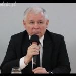 Jarosław Kaczyński otwarcie z publicznością
