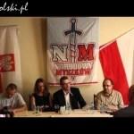 """Grzegorz Braun zaprasza pod szyld """"Szczęść Boże"""""""