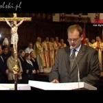 Msza św. w intencji ofiar katastrofy smoleńskiej 10.09.2015
