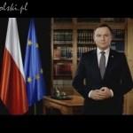 Orędzie Prezydenta RP Andrzeja Dudy (23.10.2015)