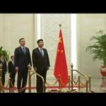 Ocena dziennikarki TVN wizyty prezydenta Andrzeja Dudy w Chinach