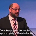 Martin Schulz – sensacyjne przemówienie do Polaków