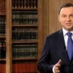 Orędzie prezydenta Andrzeja Dudy w sprawie Trybunału Konstytucyjnego