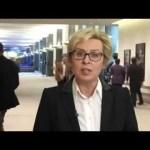 Jadwiga Wiśniewska apeluje do Martina Schultza