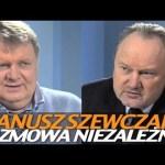 Janusz Szewczak wyzywa na pojedynek Ryszarda Petru