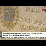 Konspiracyjne nauczanie Sióstr Nazaretanek podczas okupacji 1939-1944