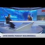 Spór wokół Puszczy Białowieskiej