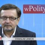 """Stanisław Janecki o hejcie ze strony """"antyhejterów"""""""