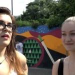 Młode, atrakcyjne Polki o islamskich imigrantach