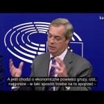 Nigel Farage: Ekonomiczny aspekt Brexitu