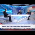 Radio Maryja wsparciem dla emigracji
