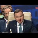 Szczyt NATO w Polsce – dzień I