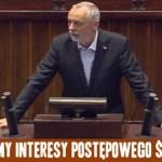 Widmo obrony interesów narodowych