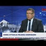 Dobra sytuacja polskiej gospodarki