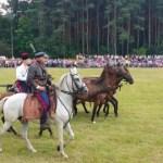 Rekonstrukcja wydarzeń historycznych w Ossowie