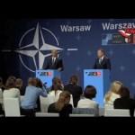 Reportaż: Szczyt NATO w Warszawie