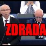 Janusz Lewandowski (PO) DONOSI NA POLSKĘ W PARLAMENCIE EUROPEJSKIM