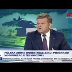 Polska armia wobec realizacji programu modernizacji technicznej