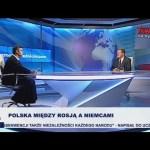 Polska między Rosją a Niemcami