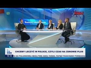 Chcemy leczyć w Polsce, czyli czas na Zdrowie Plus