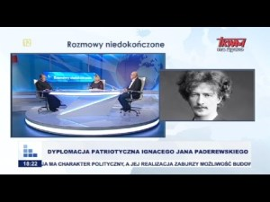 Dyplomacja patriotyczna Ignacego Jana Paderewskiego