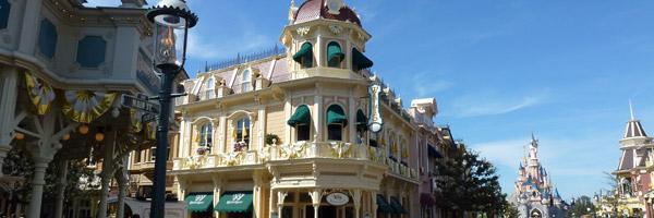 Disneyland Paris Restaurant Menus