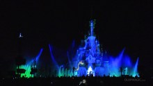Disney Dreams! Opening Night (Wide Angle)